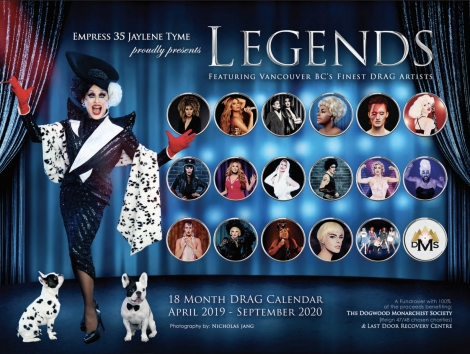 Legends Calendar